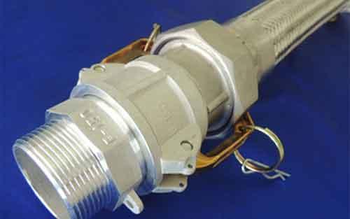 สายท่ออ่อนสแตนเลสอุปกรณ์สำคัญในอุตสาหกรรม
